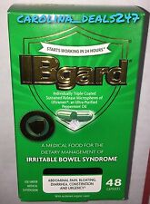 IBgard 48 CT Capsules For IBS Irritable Bowel Syndrome NEW EXP JANUARY 2018 NIB