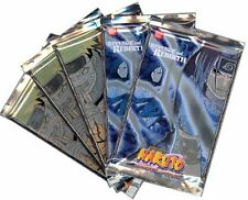 Naruto Collectible Card Game - Revenge and Rebirth Booster Pack - Sealed