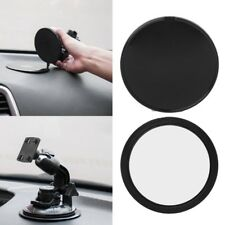 Car Dashboard Sucker Mount Base Adhesive Disc 85mm For Phone Tablet GPS Holder