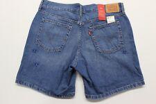 Women's Levi's Classic Jean Shorts (296940003) Daisy Drive Blue - Size 8 / 29 in