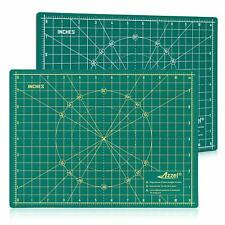 "Self Healing Rotary Cutting Mat 9"" x 12""  Double Sided(A4)"