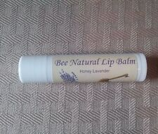 Honey Lavender Lip Balm - Natural Chapstick - Better than Burt's Bees!