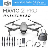 DJI MAVIC 2 PRO with 20MP HASSELBLAD Camera.  HDR Video