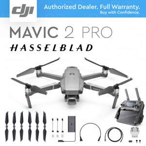 DJI MAVIC 2 PRO with 20MP HASSELBLAD Camera.  HDR Video