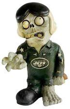 New York Jets Zombie - THEMATIC - Decorative Garden Gnome Statue NEW