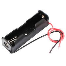 Pour 1 pile AA 1.5V LR6 Accu Boitier Bloc Support Coupleur Battery Holder Case