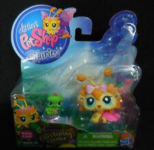 Littlest Pet Shop Fairy Fairies Dandelion Inchworm NIP