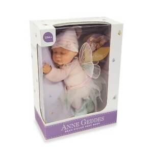 ANNE GEDDES Baby Puppe Fairy Pink