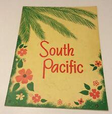 RARE South Pacific Musical Program 1951Janet Blair Richard Eastham