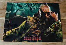 Iron man 3 photo Signed Ben Kingsley aka the Mandarin(12x16)