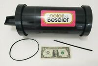 """Color by Beseler - Extra Large Plastic Developing Tank Drum - RARE SIZE - 12"""""""