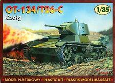 Mirage Hobby 35309 1:35 scale, Light Tank OT-134 / T-26-C , plastic model kit