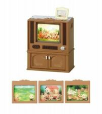 Epoch Sylvanian Families - Furniture Living Room TV