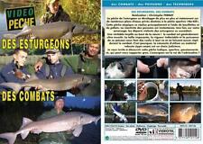 Des esturgeons, des combats  - Pêche de la carpe - Vidéo Pêche