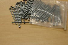 """Pack of 75, Round Wire Nails Galvanised 100mm - 4"""""""