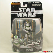 Star Wars The Saga Collection 442nd Siege Battalion Clone Trooper #057