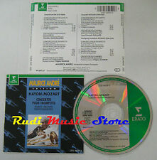 CD MAURICE ANDRE haydn mozart concertos pour trompette GERMANY NO(Xs6) lp mc vhs