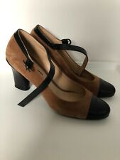 Paul Smith Ladies Shoes Uk 4 Eu 37 Leather Suede