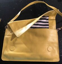 Sexy Boolen Real Quality Leather Lime Green Evening Day Bag India Boho