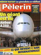 Mag 2005: AIRBUS A 380 / LYNDA LEMAY