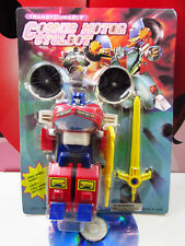 Transformable Cosmic Motor-Cyclbot Bike motorbike Robot Figure Vintage Rare 90s