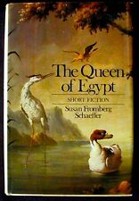 The Queen of Egypt: Short Fiction Susan Fromberg Schaeffe HB/DJ 1st edition VG+