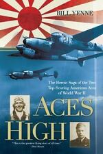 Aces High: Heroic Saga of Two..American Aces of WWII (R. Bong and McGuire, P-38)