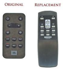 JBL Sound Bar SB400 Replacement Remote Control PN: 93040000860