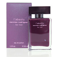 L'Absolu For Her Narciso Rodriguez Edp Spray 1.6 Oz (50 Ml) Womens