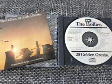 The Hollies - CD--20 Golden Greats , Top Zustand