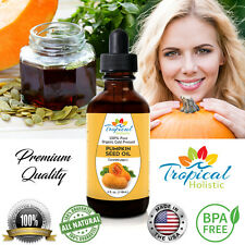 100% Pure Pumpkin Seed Oil 4 oz - All Natural Organic Cold Pressed