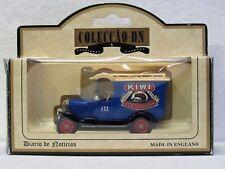LLEDO #50008 diecast car 1926 BULL NOSE MORRIS VAN KIWI BOOT POLISH With box