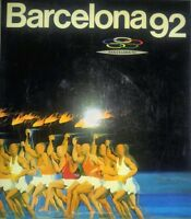 1992 Barcelona Olympics Perspecuve Pitch Program XXV Olympiad 103pp SPAIN fr/shp