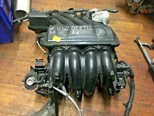 VW BEETLE 2003-2010 1.6 PETROL BFS INTAKE MANIFOLD & THROTTLE BODY 06A133203DK