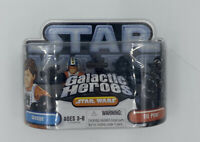 Star Wars Galactic Heroes Wedge and Tie Pilot New Unopened