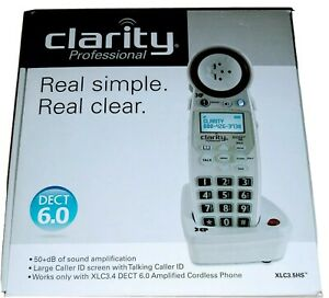 Clarity Professional XLC3.5HS Expansion Amplified Handset Phone
