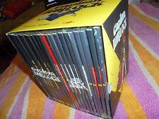 OPERA COMPLETA 22 DVD CAPITAN HARLOCK + POSTER GAZZETTA DELLO SPORT