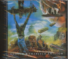 = KAT - Oddech Wymarlych Swiatow // CD sealed Poland