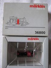 Digital Märklin HO 36800 Diesel Lok Köf II BR 6641 DB (RG/BO/109S9/4)