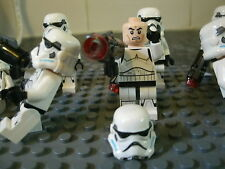 STAR WARS LEGO EPISODES 4 to 6 IMPERIAL STORMTROOPER NEW VERSION (2015)