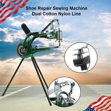 Shoe Repair Machine Shoe Mending Sewing Machine Cotton/Leather/Nylon Cobbler Diy