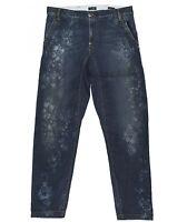 Armani Jeans Mens Denim Y31 Low Crotch Cropped Jeans