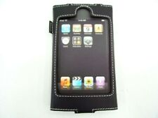 BELKIN IPOD TOUCH LEATHER CASE 1ST GEN 1G COVER GENERATION F8Z226 BLACK SLEEVE