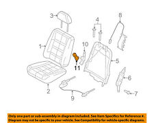 FORD OEM Front Seat-Handle Lever Right 5F9Z7462622BAB