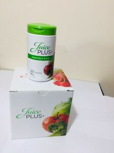 Juice plus Veg Supplement 120 Capsules.BB 07/2022 New & Sealed Same day dispatch