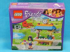 Lego Friends 41098 Emma's Tourist Kiosk 98pcs New Sealed 2015