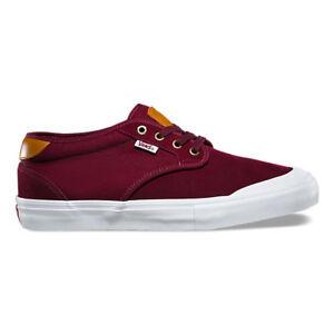 Vans Chima Estate Pro Port White Rubber Men's 13 Skate Shoes New