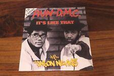 RUN DMC  - IT'S LIKE THAT     -- CD 2 TITRES