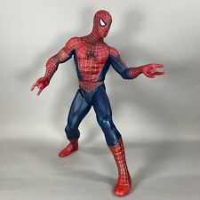 "Spiderman the Movie 2002 Marvel Spider-Man 12"" Poseable Action Figure"