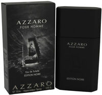 AZZARO EDITION NOIRE by Azzaro cologne for him EDT 3.3 / 3.4 oz New in Box